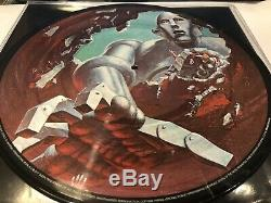 Queen News Of The World Limited Edition Lp Picture Disc Nr Mint