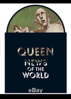 Queen News Of The World Limited Edition Vinyl Picture Disc Brand New