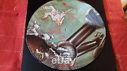 Queen News Of The World Picture Disc Test Press. Rarissimo Mint