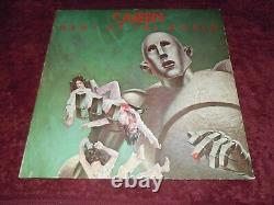 Queen News Of The World UK EMI'77 1st We Will Rock You We Are The Champions EX+