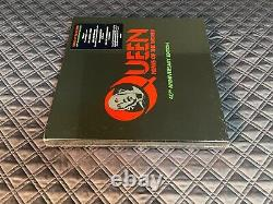 Queen News of the World 40th Anniversary, 5 Disc Set, Collectible Box Set NEW