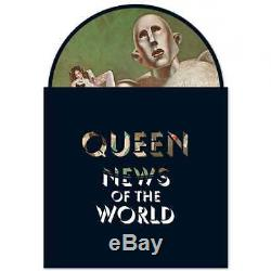 Queen News of the World limited edition Picture Disc Vinyl Album Sold Out