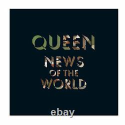 Queen Very Rare News Of The World Picture Disc Limited Edition 0683/1977 Vinyl