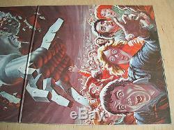 Queen news of the world original 1977 italian pressing vinyl lp 3c 064 60033