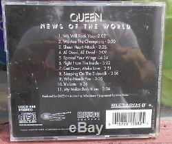 QueenNews Of The WorldMobile Fidelity Sound LabNear Mint