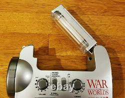 RARE! TOM CRUISE Oddball! War of the Worlds 2005 Movie PROMO CRANK RADIO! NEW