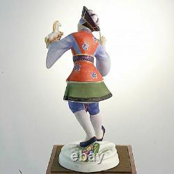 ROYAL DOULTON CHINESE Dancer of the World HN2840 NEW IN BOX England Peggy Davies