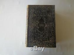 Rare Beautiful 1859 Pictorial History of The New World by Henry Bill