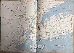 Rare Preparation Of The Site For World's Fair 1964-1965 Book Flushing New York