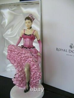 Royal Doulton French Can Can Dances of the World HN5571 #1060 NEW withbox & papers
