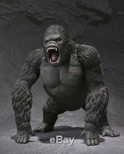 S. H. Monster Arts KING KONG The 8th Wonder of the World Figure 81108 Bandai New