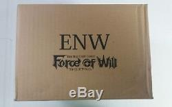 Sealed Case Force of Will TCG L4 Echoes of the New World FREE PRIORITY SHIPPING