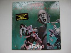 Sealed Lp Record Queen News Of The World Rare Hype Sticker Orig 1977 Press