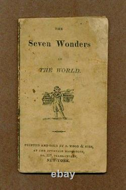 Seven Wonders of The World, S. Wood & Sons, New York, 1816