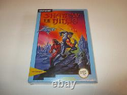 Shadow of the Ninja NES Limited Run Game Brand New Sealed In Hand Ship Worldwide