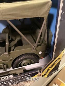 Soldiers of the World U. S. Military Medic Jeep 16 NEW