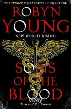 Sons of the Blood New World Rising Series Book 1. By Young, Robyn 1444777734