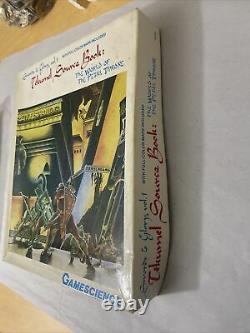 Swords & Glory vol. 1 TEKUMEL SOURCE BOOK World of the Petal Throne NEW