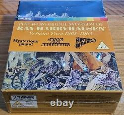 THE WONDERFUL WORLDS OF RAY HARRYHAUSEN, VOLUME TWO new sealed