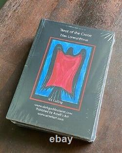 Tarot of the Crone / New, SEALED. HTF OOP Deck and a book. Ship WORLDWIDE