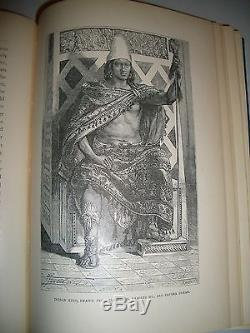 The Ancient Cities of the New World Desire Charney 1887 Harper Bros 1st