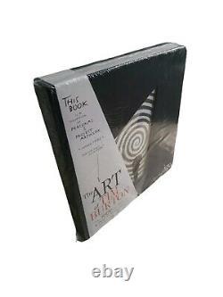 The Art Of Tim Burton Hardback Art Book Sketches. BRAND NEW & SEALED
