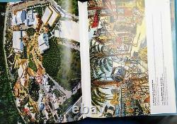 The Art Of Walt Disney World book, very rare. Brand New