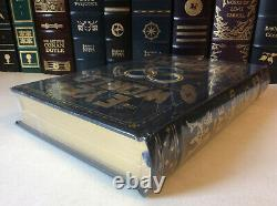 The Eye of the World by Robert Jordan leather bound -New -The Wheel of Time #1