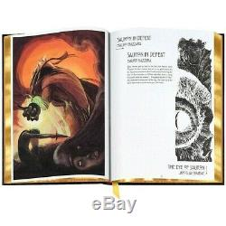 The Illustrated World of Tolkien New Easton Press Leather Bound Edition