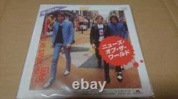 The Jam News Of World Japanese Single White Label Promo