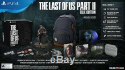 The Last of Us Part II Ellie Edition (Brand New) Ship Worldwide