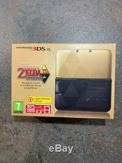 The Legend Of Zelda A Link Between Worlds Nintendo 3DS XL PAL NewithSealed