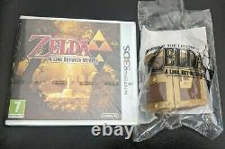 The Legend of Zelda A Link Between Worlds 3DS Game NEW & SEALED + Treasure Chest