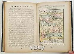 The New Household Atlas of the World / 1885