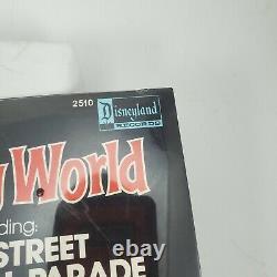 The Official Album Of Disneyland/Walt Disney World LP Record 2510 New Sealed
