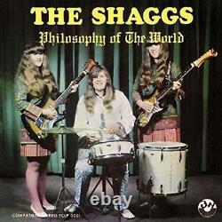 The Shaggs Philosophy Of The World Vinyl Lp New+