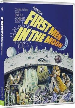 The Wonderful Worlds of Ray Harryhausen 1 & 2 + The Sinbad Trilogy (Blu-ray) NEW