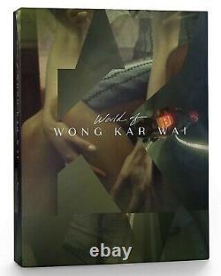 The World Of Wong Kar Wai (Blu-ray, 2021, 7-Disc CRITERION) NEW foreign films
