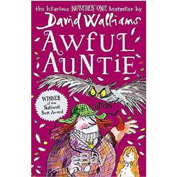 The World of David Walliams Biggest Box Set 8 Books Collection, New In stock