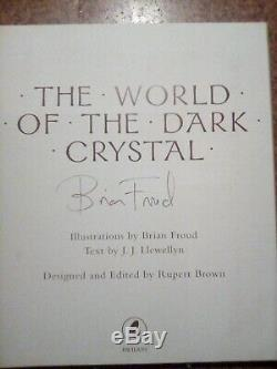 The World of the Dark Crystal Featuring New Art and Introduction by the