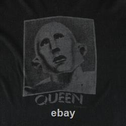 Vintage 1977 Queen News Of The World Promo Shirt