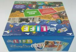 Walt Disney World The Game Of Life Theme Parks Attraction Edition Board Game NEW