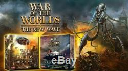 War of the Worlds The New Wave + Irish Sea Expansion
