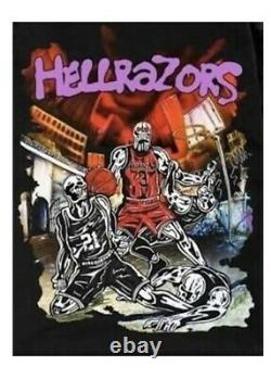 Warren Lotas HellRazor End Of The World Black XL Sold Out Brand New In Hand
