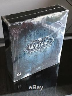 World Of WarCraft Wrath Of The Lich King Collector's Edition NEW / SEALED
