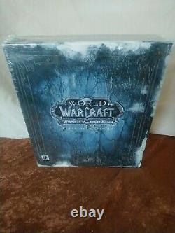 World Of Warcraft Wrath Of The Lich King Collectors Edition Brand New Sealed