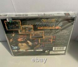 World of Dragon Warrior Torneko The Last Hope PS1 USA Origina NEW-Very Rare