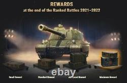 World of Tanks The New Ranked Battles 20212022 Season, WoT, Golden League