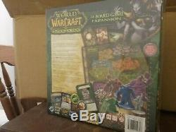 World of Warcraft Board Game The Burning Crusade Expansion NEW SEALED