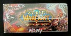 World of Warcraft TCG Blood of the Gladiators Booster Box WoW NEW FACTORY SEALED